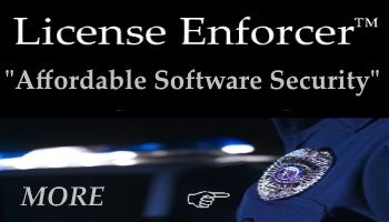 License Enforcer Promo Banner